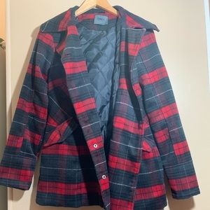 ONLY Womens Pocketed Trench Casual Coat SIZE M